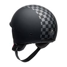 CAPACETE BELL SCOUT AIR MATTE BLACK WHITE 60
