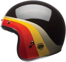 CAPACETE CUSTOM 500 CHEMICAL CANDY BLACK GOLD 62