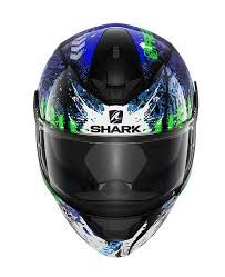 CAPACETE SHARK D-SKWAL SWITCH RIDER 2 KBG M