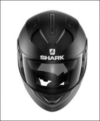 CAPACETE SHARK RIDILL BLANK MATT KMA XL