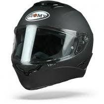 CAPACETE SUOMY STELLAR PLAIN MATT BLACK M