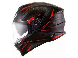 CAPACETE SUOMY STELLAR SHADE BLACK/RED L