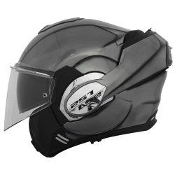 LS2 CAP VALIANT FF399 J S TITANIUM 60/L