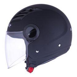 LS2 CAP AIRFLOW OF562 MONOCOLOR MATTE BLACK 60/L