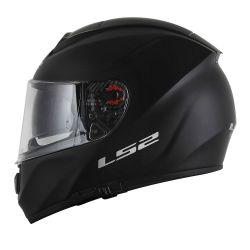 LS2 CAP VECTOR FF397 MONOCOLOR MATTE BLACK 60/L