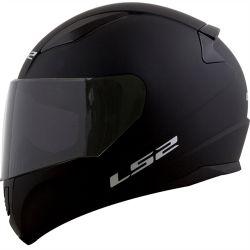 LS2 CAP RAPID FF353 MONOCOLOR MATTE BLACK 61/XL